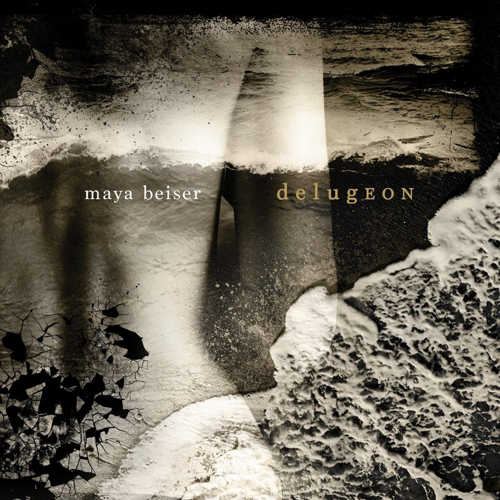 Album artwork for delugEON by Maya Beiser